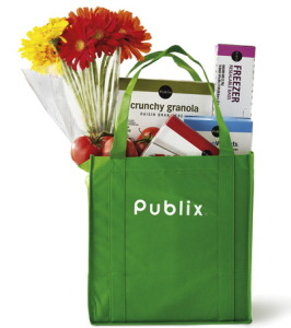 publix green bag! cropped